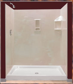 Removing Bathtub and Replacing with a walk in Shower - Remodeling